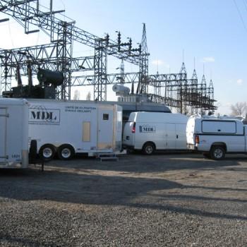 Mobile services units